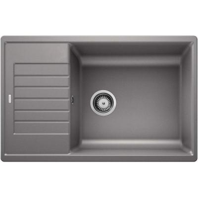 Каменная кухонная мойка Blanco ZIA XL 6 S Compact Алюметаллик (523275)