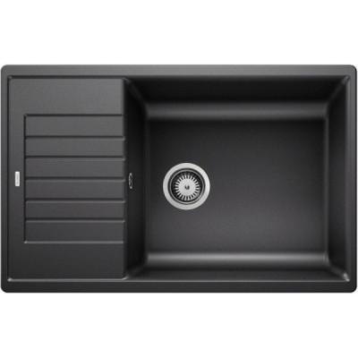 Каменная кухонная мойка Blanco ZIA XL 6 S Compact Антрацит (523273)