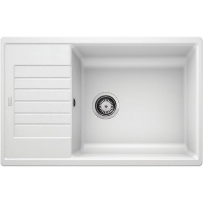Каменная кухонная мойка Blanco ZIA XL 6 S Compact Белый (523277)