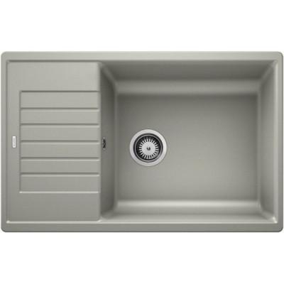 Каменная кухонная мойка Blanco ZIA XL 6 S Compact Жемчужный (523276)