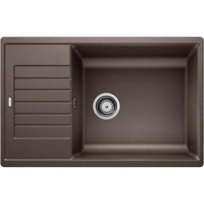 Каменная кухонная мойка Blanco ZIA XL 6 S Compact Кофе (523282)